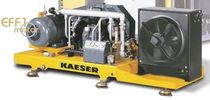reciprocating air booster compressor 0.28 - 15.4 m³/min, 13 - 45 bar | N series KAESER