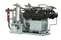 reciprocating air booster compressor 580 - 1130 m³/h, max. 50 bar | 6000 series | BasSeal J.P. Sauer & Sohn Maschinenbau GmbH
