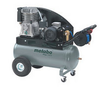 reciprocating compressor (portable) max. 15 bar | MEGA 715 D Metabowerke