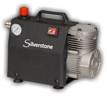 reciprocating compressor (portable) max. 8 bar | Silverstone NARDI COMPRESSORI