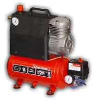 reciprocating compressor (portable) max. 8 bar | Silverstone 2 NARDI COMPRESSORI