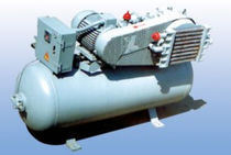 reciprocating compressor (stationary) max. 10 m³/min | KU, 3VSh, 4VU,4BU, GSh series Consorcio Ukrrosmetall