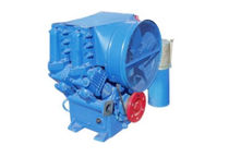 reciprocating compressor (stationary) max. 9 m³ /min | PK, KT series Consorcio Ukrrosmetall