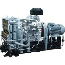 reciprocating compressor unit (stationary) 3 m3/min, max. 10 MPa | VShV-3/100  Ural Compressor Plant, JSC