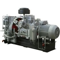 reciprocating compressor unit (stationary) 2.6 m3/min, max. 23 MPa | VShV-2.3/230М Ural Compressor Plant, JSC