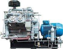 reciprocating compressor unit (stationary) 4.2 m3/min, max. 20 MPa | VSh-4.2/200, AVSh-3.7/200M series Ural Compressor Plant, JSC