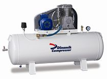 reciprocating compressor (stationary) 9 bar, 420 l/min | DPC200 Dinamik Compressor Europe