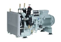 reciprocating gas compressor (stationary) 18 - 115 m³/h, max. 230 bar (g) | HURRICANE series |  J.P. Sauer & Sohn Maschinenbau GmbH