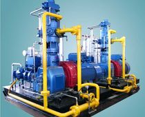 reciprocating natural gas compressor (stationary)  Sichuan Y&J Industries Co., Ltd(China)