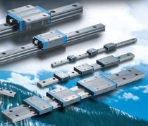 recirculating ball-bearing linear guide 562 - 25 200 N | linear way ML/MLF IKO