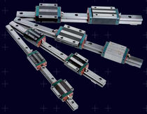 recirculating ball-bearing linear guide  Setec