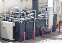 recuperative thermal oxidizer for VOC and NOx reduction 1 000 - 7 500 cfm Fusion Environmental
