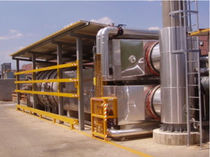 recuperative thermal oxidizer for VOC and NOx reduction  Sagemis