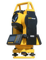 reflectorless total station 3 000 m | CST305R CST-Berger