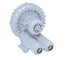 regenerative blower without motor 240 cfm, max. 379 mbar | SDR5 series GAST