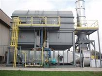 regenerative thermal oxidizer for VOC and NOx reduction  Epcon Industrial Systems, LP
