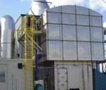 regenerative thermal oxidizer for VOC and NOx reduction  Allied Blower & Sheet Metal Ltd.