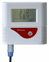 relative humidity and temperature data-logger with display L/CS/X-2 WuHan UST Sensor Technic Co.,ltd