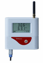 relative humidity and temperature data-logger with display L/CS/X-4 WuHan UST Sensor Technic Co.,ltd