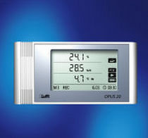 relative humidity and temperature data-logger with display OPUS 20  Lufft