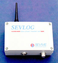 remote alarm control and data logging unit for GSM cellular networks SEVLOG  SIS Sevme Informatique et Services