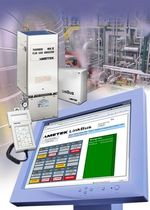 remote instrument monitoring system for gaz analyzers LinkBus AMETEK Process Instruments