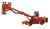 remote operated roof bolter 35' | 3000 series J. H. Fletcher &Co.