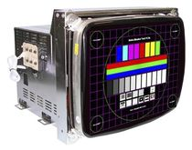 replacement CRT/LCD monitor for CNC machines  VERTEX