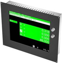 replacement LCD monitor for CNC machines  SR SYSTEM-ELEKTRONIK GmbH