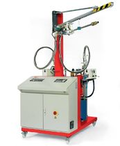 resin mixer-dispenser (gear pump) 0.7 - 5 l/min | toolingmix series DOPAG Dosiertechnik und Pneumatik AG