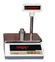 retail scale 1 g - 10 kg | CTG 15, CTG 30 Citizen Scales (India) Pvt. Ltd