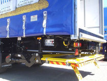 retractable tail lift for truck 1 500 - 2 000 kg | F2 LR series ANTEO