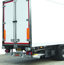 retractable tail lift for truck 2 500 - 3 000 kg | F3 RE30 CC series ANTEO