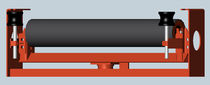 return roller for belt conveyor in bulk handling applications ø 5'' - 6'' Superior Industries