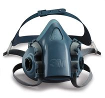 reusable respirator 3M™ 7500 series   PPE Safety Solutions
