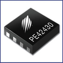 RF broadband switch 50 Ω, 100 - 3000 MHz | PE42430 Peregrine Semiconductor