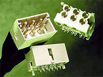 RF coaxial connector 2.5 GHz Molex