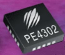 RF digital step attenuator 50 Ω, 6 bit | PE4302 Peregrine Semiconductor