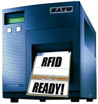 RFID label thermal transfer printer/writer  SATO Europe