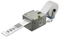 RFID label thermal transfer printer/writer 54 - 82.5 mm, 250 mm/s | KPM302 H CUSTOM ENGINEERING SPA