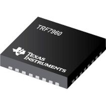 RFID reader integrated circuit 13.56 MHz | TRF7960/61    Texas Instruments RFID