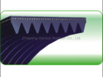 ribbed transmission V-belt PH, PJ, PK, PL, PM  Zhejiang Sanlux Rubber Co., Ltd.