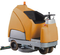 ride-on scrubber-dryer 3 500 - 6 000 m²/h | AQUOS 3000 OMG S.p.A.