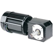 right angle AC worm electric gearmotor 1/6 - 1/4 HP, IP20, RoHS | 42R-GB Series BODINE ELECTRIC COMPANY