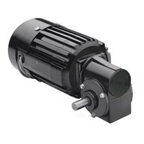right angle AC worm electric gearmotor 1/15 HP, IP20, RoHS | 34R-3F Series BODINE ELECTRIC COMPANY