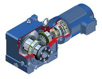 right angle bevel gear reducer i= 21:1 - 2 599:1, 226 - 13 400 Nm | BBB series SUMITOMO (SHI) Cyclo Drive Germany GmbH