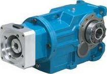 right angle electric helical bevel gearmotor i = 125:1, max. 23 700 lb.in | K3 series Cone Drive Gearing Solutions