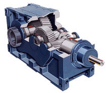 right angle helical gear reducer DRIVE ONE ® Rexnord Industries, LLC