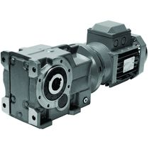 right angle helical worm electric gearmotor i= 160:1 - 36 000:1, max. 12 300 Nm, 90 kW | K series Radicon