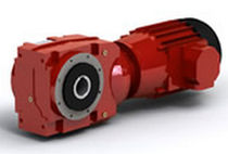 right angle helical worm electric gearmotor max. 45 kW, max. 10 000 N Power Jacks